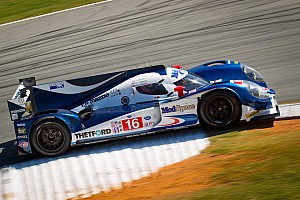 ALMS Race report Dyson Racing takes maximum points at Petit Le Mans