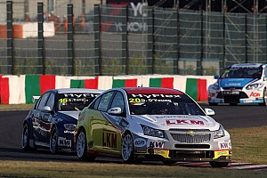 WTCC Race report O'Young records two points-finish on Chevrolet return in Japan