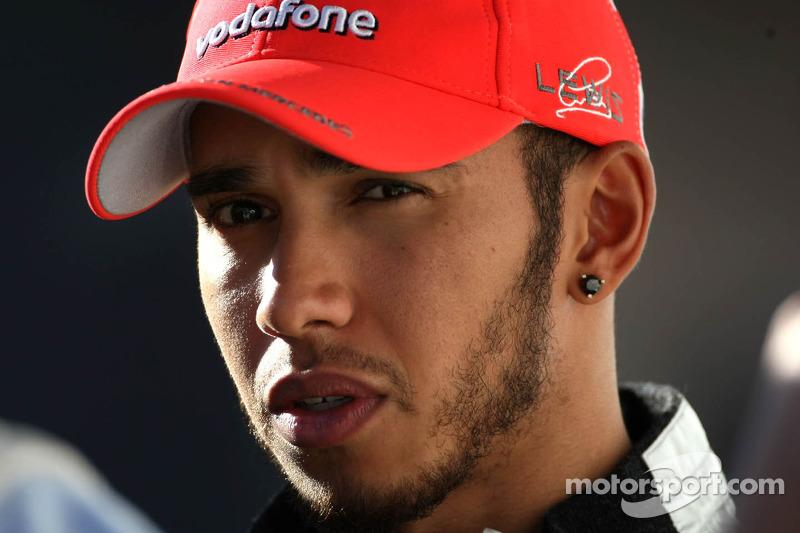 'Emotional' Hamilton says goodbye to McLaren