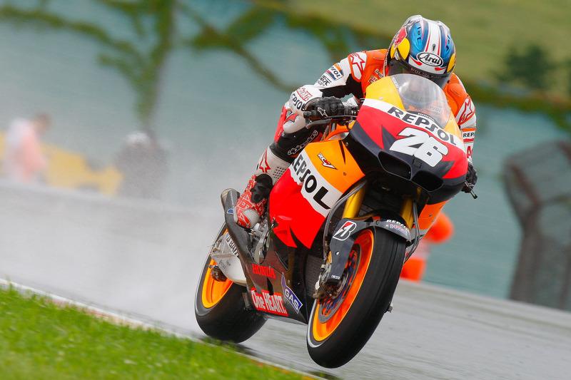 Bridgestone: Pedrosa tames torrential conditions for Sepang victory