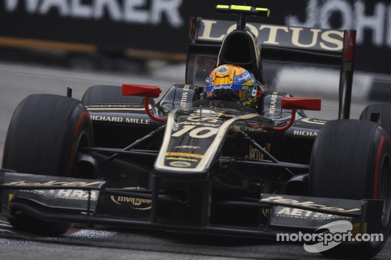 Gutierrez wins tyre management award from Pirelli
