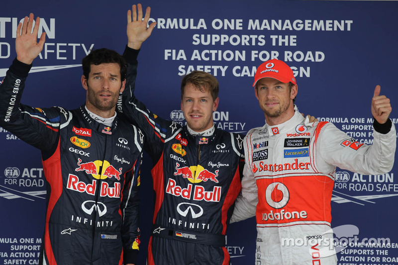 Button tips Webber to help Vettel now