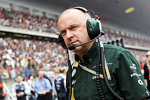 Formula 1 Commentary Gascoyne admits to missing F1 pitwall