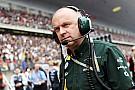 Gascoyne admits to missing F1 pitwall