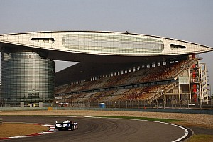 WEC Practice report Wurz waltzes ahead in Shanghai on Friday practice day in China