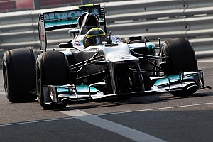 Formula 1 Practice report Mercedes completed the first two practice sessions for the Indian GP