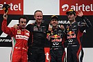 Vettel adds to championship lead with dominant India win