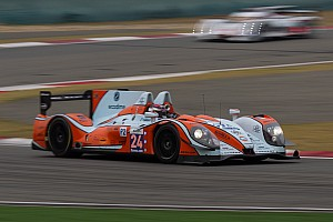WEC Race report OAK Racing claims LM P2 podium at Shanghai season finale
