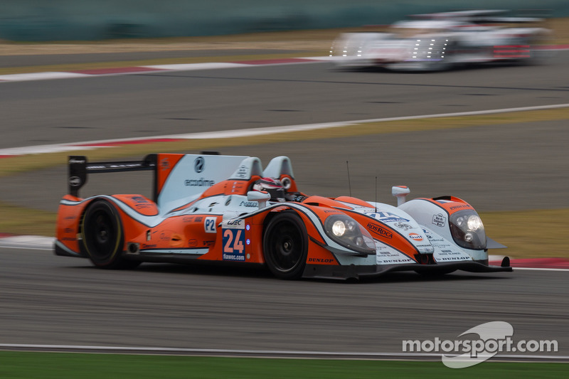 OAK Racing claims LM P2 podium at Shanghai season finale