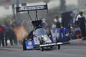 NHRA Race report Brown hang on to good points lead heading to Pomona after Las Vegas eliminations