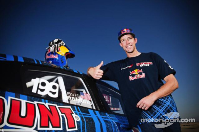Pastrana Racing Menzies ninth at Las Vegas Global RallyCross race