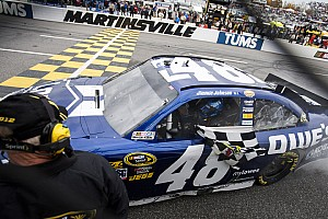 NASCAR Cup Interview Jimmie Johnson focus on the Chase for the NASCAR Sprint Cup