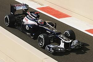Formula 1 Qualifying report Maldonado qualified 4th and Senna 15th for tomorrow's Abu Dhabi GP