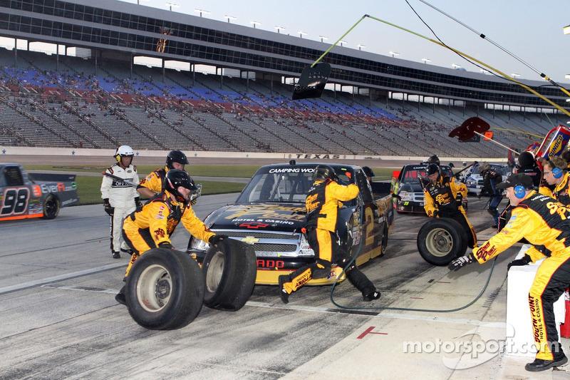 Richard Childress Racing drivers prepared for Phoenix 150