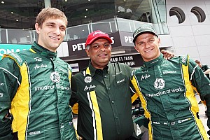 Formula 1 Rumor Fernandes stepping down as Caterham boss?