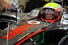 Paffett and Turvey take turns for McLaren at Abu Dhabi 2nd day of Young Driver testing