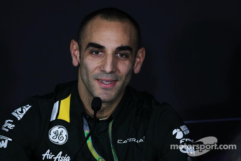 Boss Abiteboul, racer van der Garde tipped for Caterham