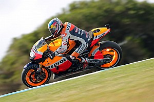MotoGP Preview Pedrosa and Stoner aim for Constuctors' title for Honda at Spanish Grand Prix