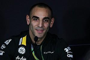 Formula 1 Breaking news Caterham confirms Abiteboul for top job