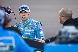 NASCAR Cup Interview Almirola and Parrott spoke about their success before race at PIR