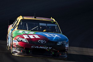 NASCAR Cup Preview HMS track hasn't been great to Kyle Busch
