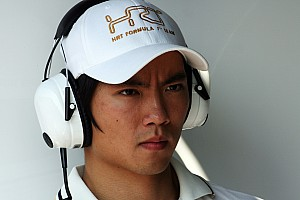 Formula 1 Rumor Ma Qinghua to race HRT in China next year - agent
