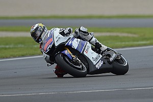 MotoGP Testing report Yamaha signs off 2012 in Spain