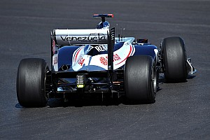 Formula 1 Practice report Williams crew are extremely impressed with the new track layout in Texas
