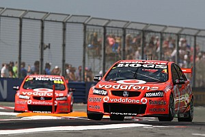 Supercars Race report TeamVodafone celebrate 1-2 victory in race one at Winton Motor Raceway
