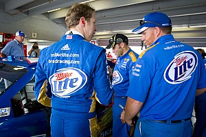 NASCAR Cup Interview  Keselowski focused on running well in the Homestead 400 Sunday