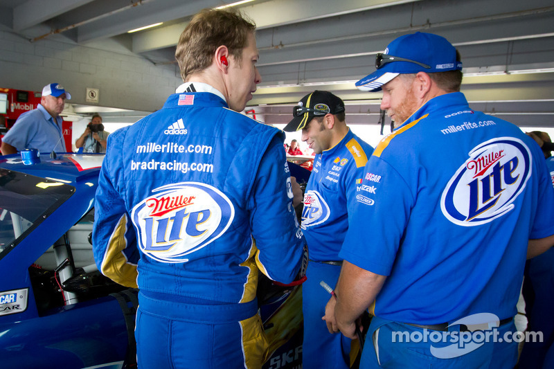 Keselowski focused on running well in the Homestead 400 Sunday
