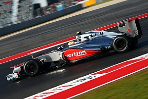 Formula 1 Race report A brilliant day for McLaren at Circuit of The Americas