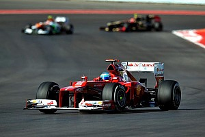 Formula 1 Breaking news Alonso toughest possible rival for Vettel - Hill