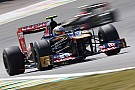Toro Rosso had a good day on final race of the season at Interlagos