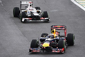 Formula 1 Breaking news Another video shows Vettel made illegal pass in Brazil