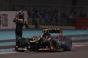 Formula 1 Breaking news F1 is 'a world without pity' - Grosjean