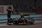 F1 is 'a world without pity' - Grosjean