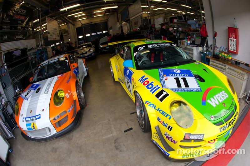 Porsche and Team Manthey take on new GTE challenge in 2013