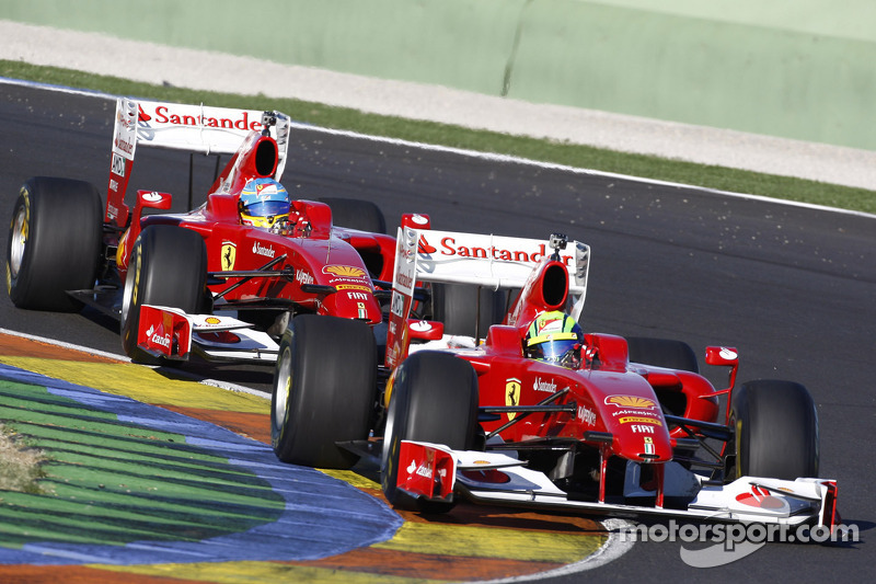 'Since August I was having fun again' - Massa