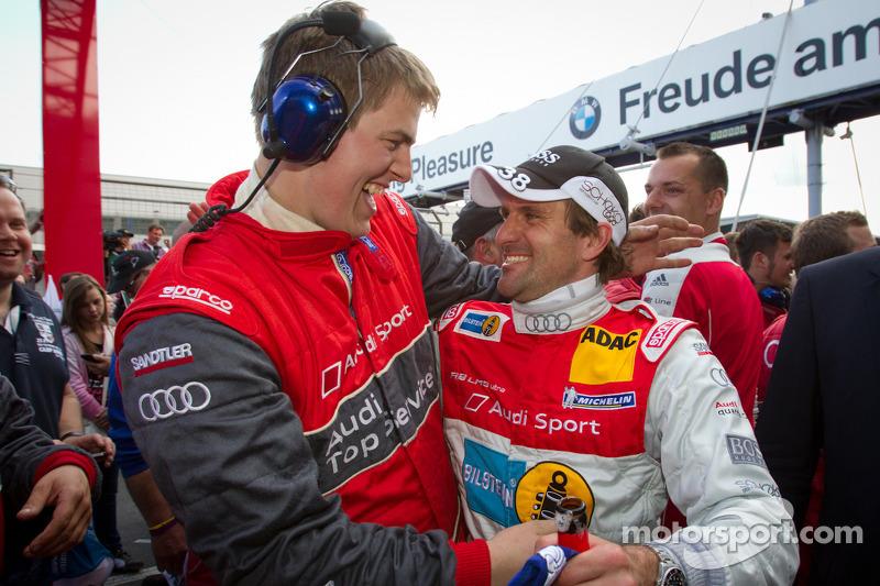 Audi: 'Race Night' at the Essen Motor Show