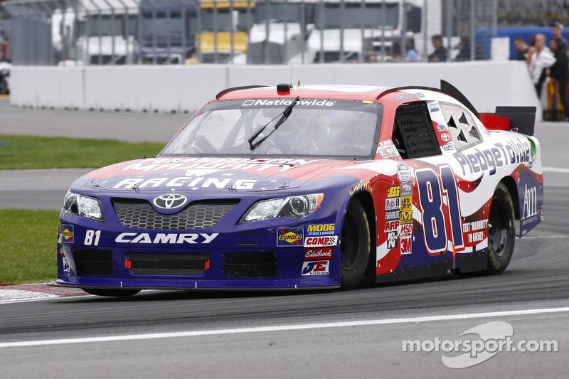 NASCAR reinstates no. 81 crew member