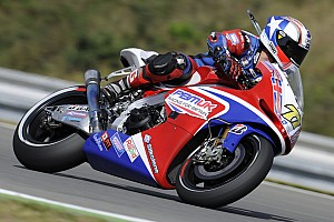 MotoGP Breaking news PBMUK announce Hernandez and Laverty as 2013 riders