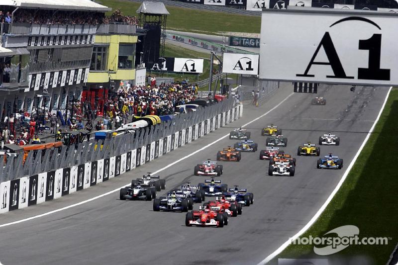 Red Bull company welcomes idea of hosting Grand Prix in Austria