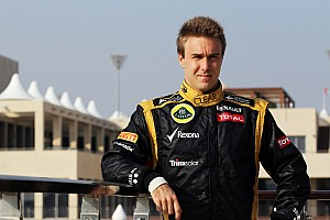Formula 1 Breaking news Valsecchi next in line for Grosjean's seat