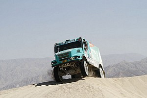 Dakar Special feature Truck Race - The dawn of a turquoise age?