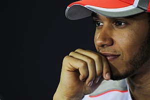 Formula 1 Breaking news Hamilton has started work at Mercedes