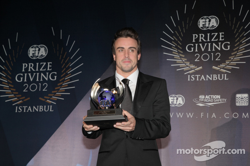 No official penalties for Alonso in 2012