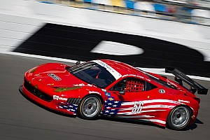 Grand-Am Breaking news Michael Waltrip Racing and AF Corse team up for the Rolex 24 at Daytona