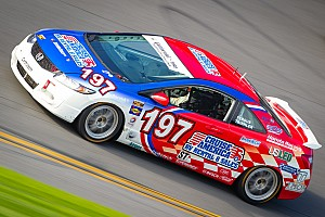 Grand-Am Testing report Trinkler shows poise and speed in Daytona SCC testing