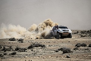 Dakar Interview Peru/Chile: Stage 5 - Arequipa to Arica quotes
